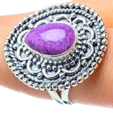 Stichtite Rings handcrafted by Ana Silver Co - RING31457