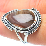 Imperial Jasper Rings handcrafted by Ana Silver Co - RING32250