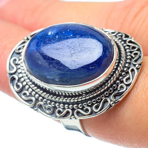 Kyanite Rings handcrafted by Ana Silver Co - RING32353