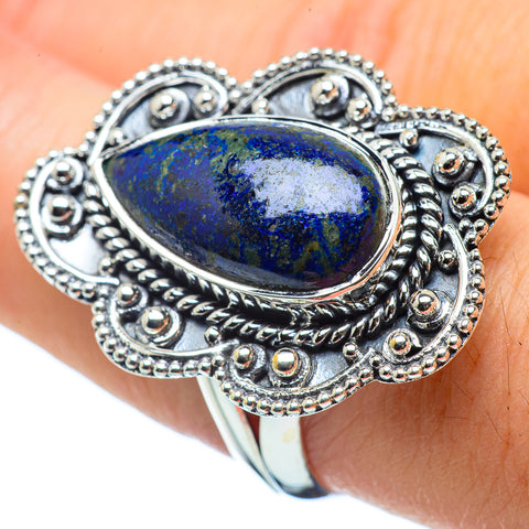 Sodalite Rings handcrafted by Ana Silver Co - RING32478