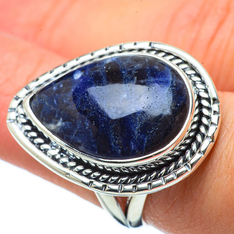 Shattuckite Rings handcrafted by Ana Silver Co - RING32775