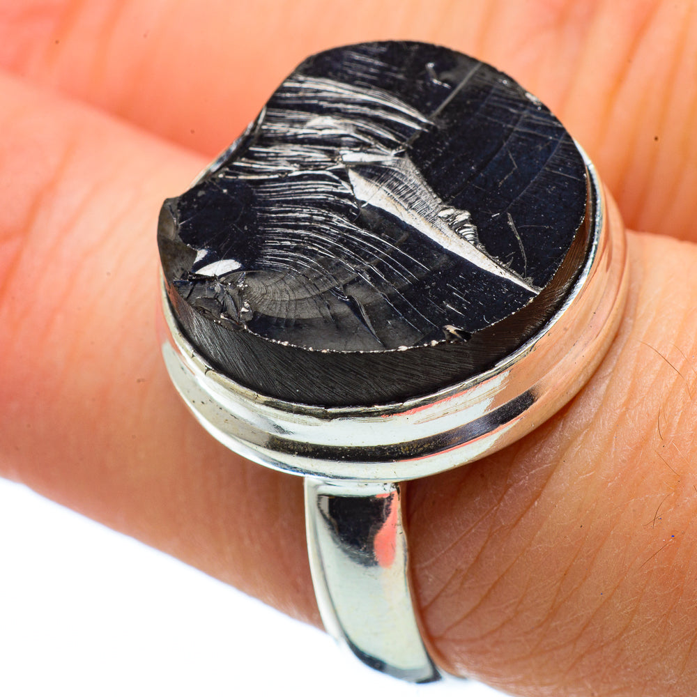 Galena Rings handcrafted by Ana Silver Co - RING33813