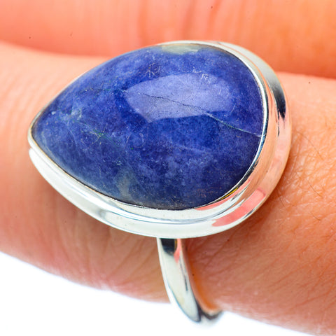 Sodalite Rings handcrafted by Ana Silver Co - RING34771