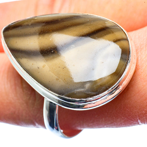 Imperial Jasper Rings handcrafted by Ana Silver Co - RING39925