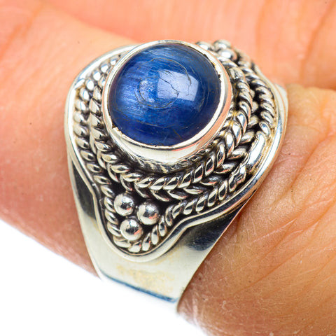 Kyanite Rings handcrafted by Ana Silver Co - RING41320
