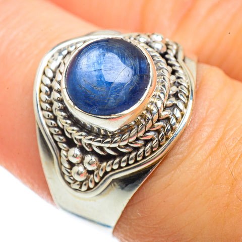Kyanite Rings handcrafted by Ana Silver Co - RING41980