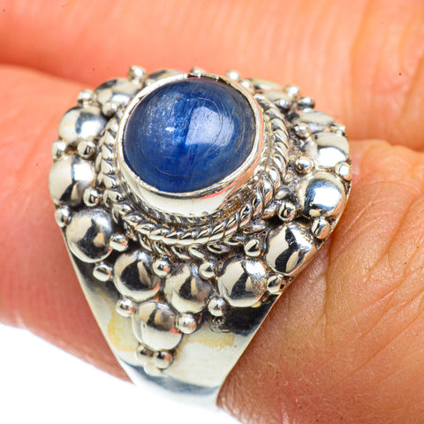 Kyanite Rings handcrafted by Ana Silver Co - RING42159