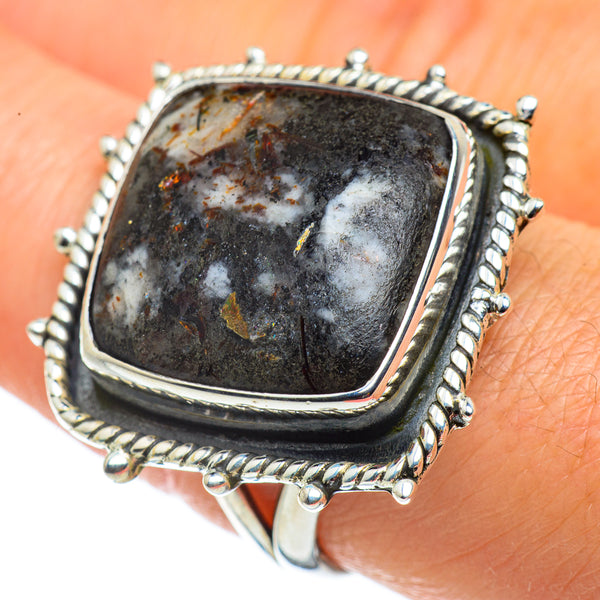 Astrophyllite Rings handcrafted by Ana Silver Co - RING43397