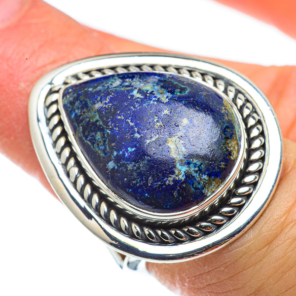 Sodalite Rings handcrafted by Ana Silver Co - RING43463