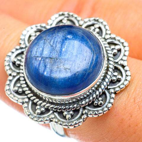Kyanite Rings handcrafted by Ana Silver Co - RING43800