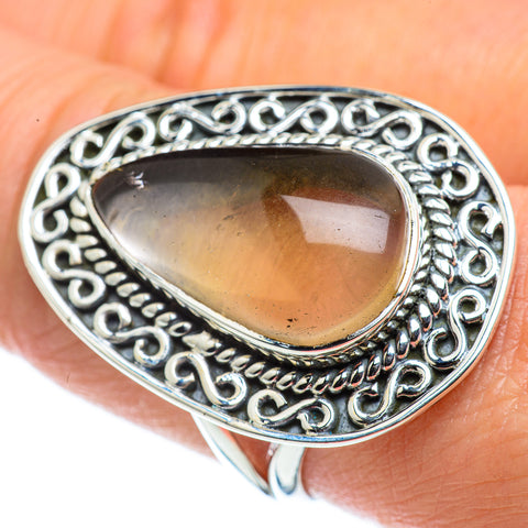 Garden Quartz Rings handcrafted by Ana Silver Co - RING43814