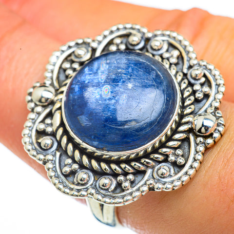 Kyanite Rings handcrafted by Ana Silver Co - RING44147
