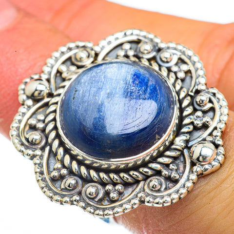 Kyanite Rings handcrafted by Ana Silver Co - RING44202