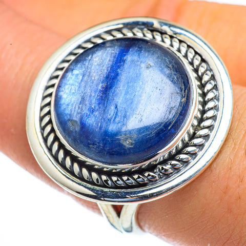 Kyanite Rings handcrafted by Ana Silver Co - RING44264