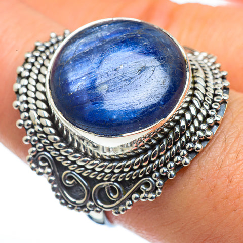 Kyanite Rings handcrafted by Ana Silver Co - RING44646