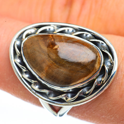 Imperial Jasper Rings handcrafted by Ana Silver Co - RING44831
