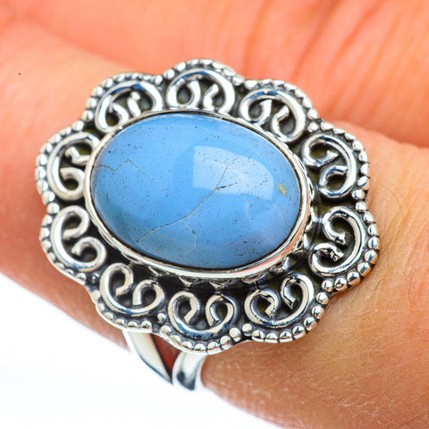 Owyhee Opal Rings handcrafted by Ana Silver Co - RING44880