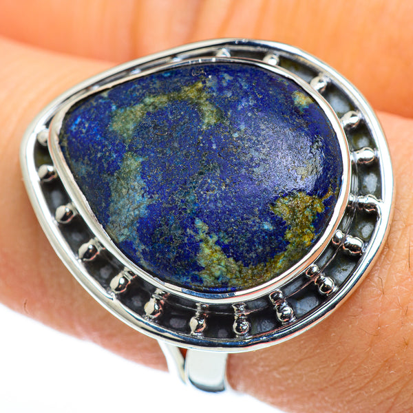 Sodalite Rings handcrafted by Ana Silver Co - RING45491