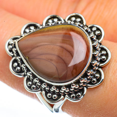 Imperial Jasper Rings handcrafted by Ana Silver Co - RING45577