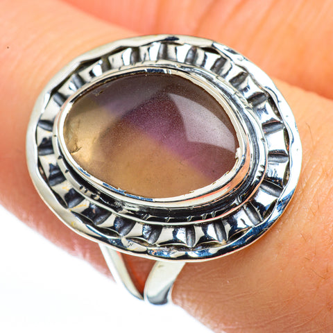 Ametrine Rings handcrafted by Ana Silver Co - RING45718