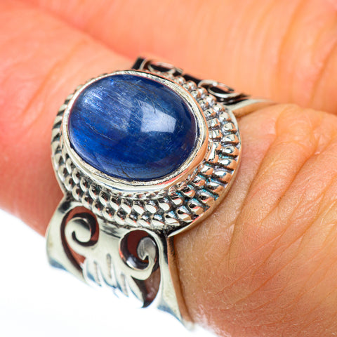 Kyanite Rings handcrafted by Ana Silver Co - RING46110