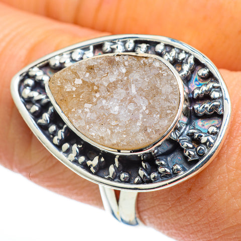 Citrine Rings handcrafted by Ana Silver Co - RING46597