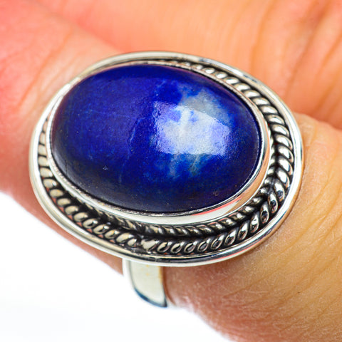 Sodalite Rings handcrafted by Ana Silver Co - RING46758