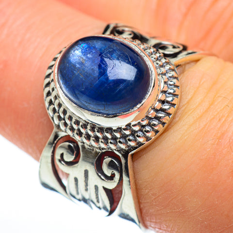 Kyanite Rings handcrafted by Ana Silver Co - RING47031