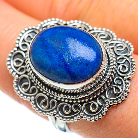 Sodalite Rings handcrafted by Ana Silver Co - RING47050