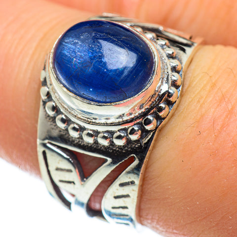 Kyanite Rings handcrafted by Ana Silver Co - RING47685