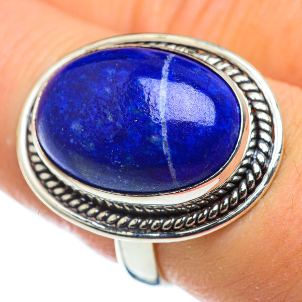 Sodalite Rings handcrafted by Ana Silver Co - RING47764