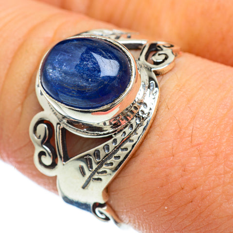 Kyanite Rings handcrafted by Ana Silver Co - RING47923