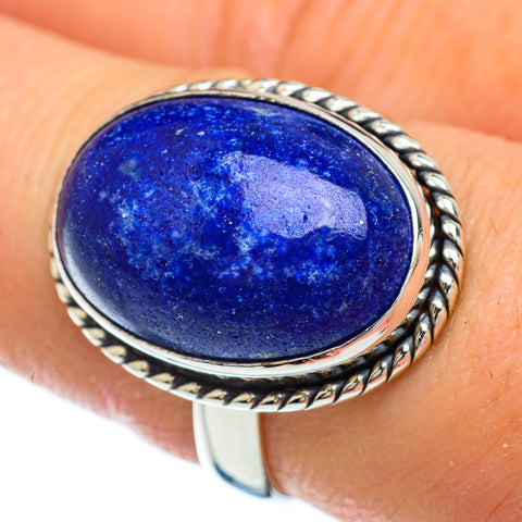 Sodalite Rings handcrafted by Ana Silver Co - RING47959