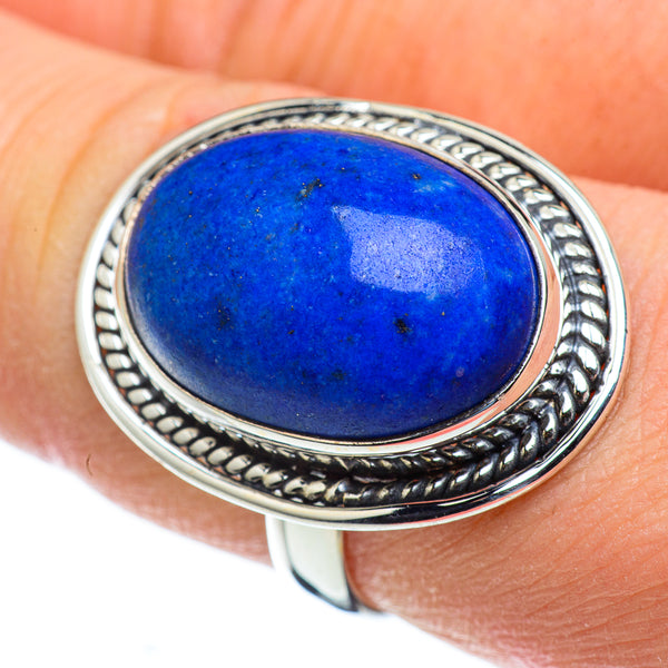 Sodalite Rings handcrafted by Ana Silver Co - RING50154