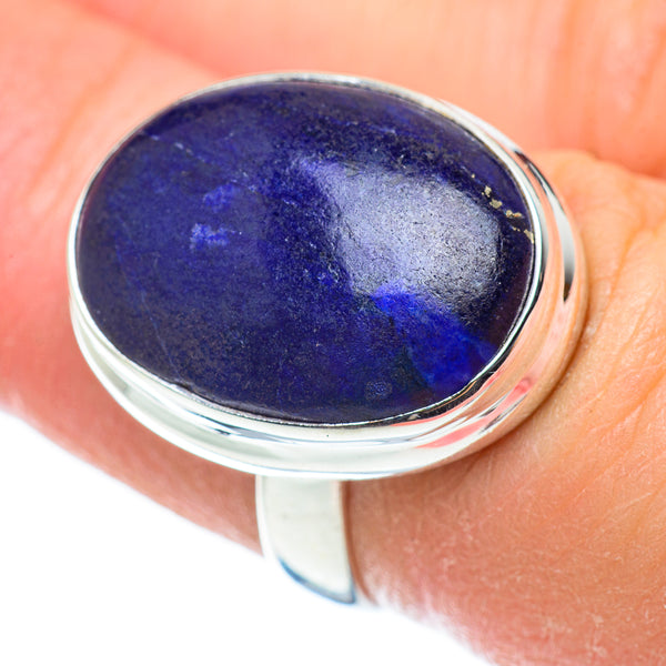 Sodalite Rings handcrafted by Ana Silver Co - RING52359