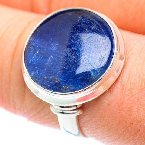 Kyanite Rings handcrafted by Ana Silver Co - RING53444