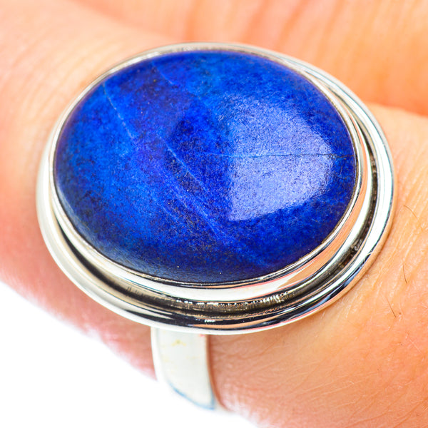 Sodalite Rings handcrafted by Ana Silver Co - RING53948