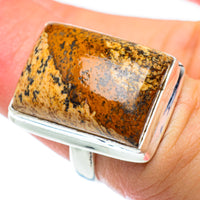 Picture Jasper Rings handcrafted by Ana Silver Co - RING55064