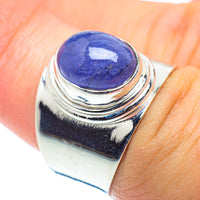 Tanzanite Rings handcrafted by Ana Silver Co - RING55132