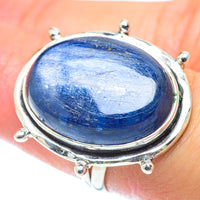 Kyanite Rings handcrafted by Ana Silver Co - RING55487