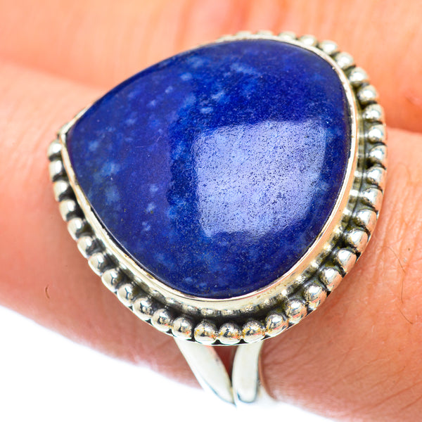 Sodalite Rings handcrafted by Ana Silver Co - RING56184