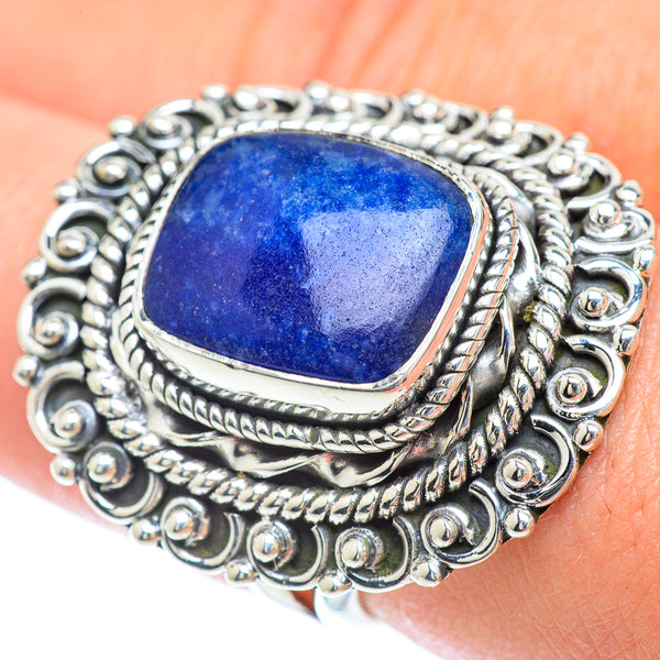 Sodalite Rings handcrafted by Ana Silver Co - RING56947