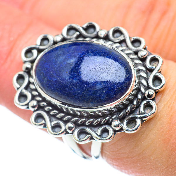 Sodalite Rings handcrafted by Ana Silver Co - RING57568