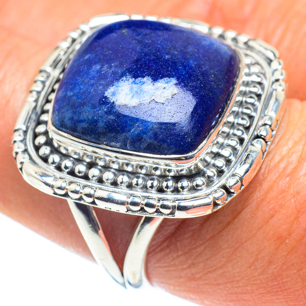 Sodalite Rings handcrafted by Ana Silver Co - RING58422
