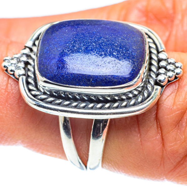 Sodalite Rings handcrafted by Ana Silver Co - RING58705