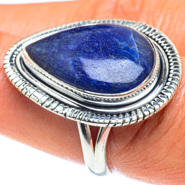 Sodalite Rings handcrafted by Ana Silver Co - RING58954