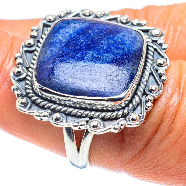 Sodalite Rings handcrafted by Ana Silver Co - RING59280