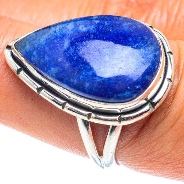 Sodalite Rings handcrafted by Ana Silver Co - RING59473