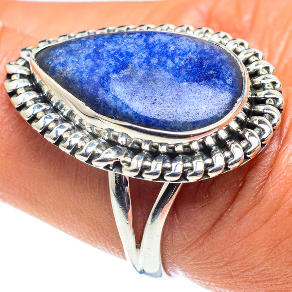 Sodalite Rings handcrafted by Ana Silver Co - RING59542