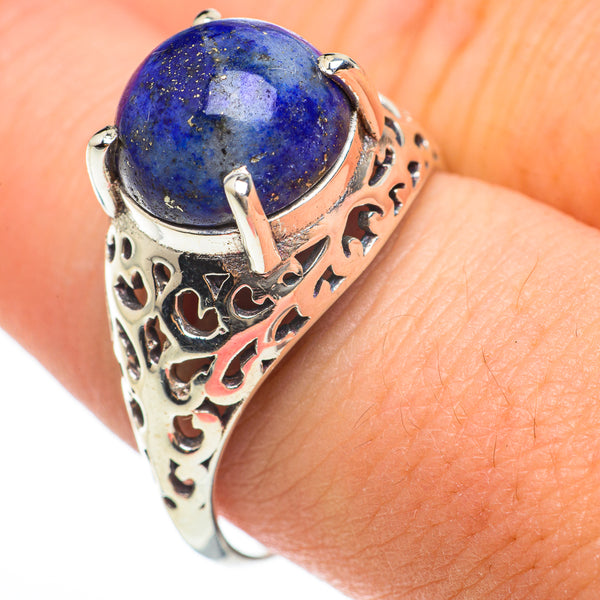 Sodalite Rings handcrafted by Ana Silver Co - RING60541